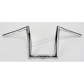 Todd's Cycle Chrome 1 1/4 in. Handlebars - 0601-1463X