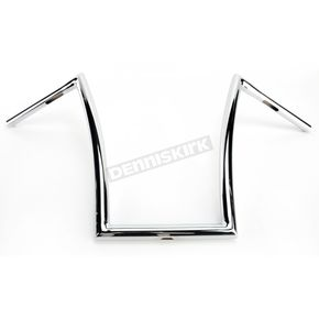 Alloy Art Chrome 1-1/4 in. Handlebar - 0601-1536