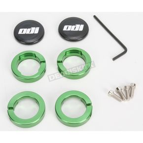 ODI Green Lock Jaw Clamps - D70LJN