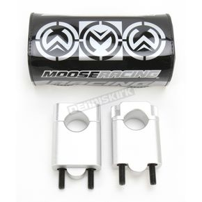 Moose Universal 50mm Handlebar Clamp Kit - 0603-0344