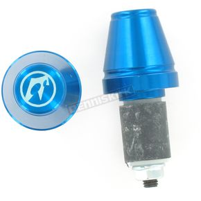 Driven Racing Blue Bar End V2 Weights - DBEW2-BL