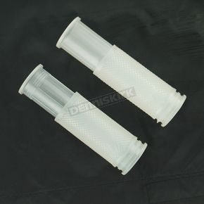 Driven Racing Clear D3 Replacement Grip Material - D3GCL