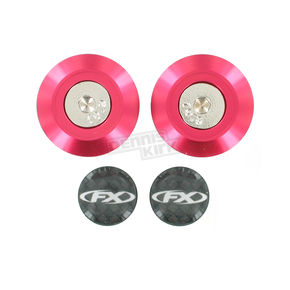 Factory Effex Red Bar End Kit - 15-36003