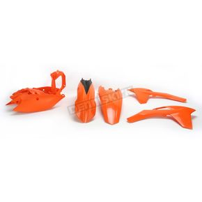 Acerbis Orange Replacement Plastic Kit - 2250390237