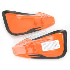 Moose Orange Maneuver Handguards - 0635-0940