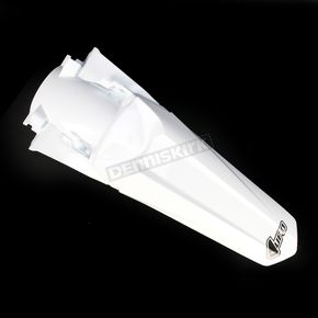 UFO White Honda Rear Fender - HO04660-041