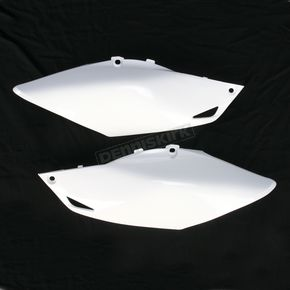 Acerbis White Side Panels - 2314380002