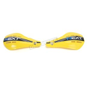 Next Components Yellow Universal Plastic Handguards  - HG-104