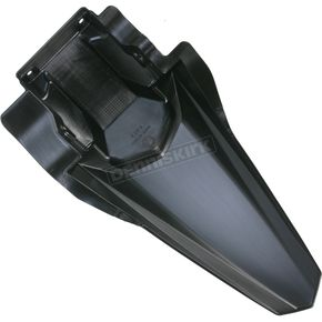 UFO Black MX Rear Fender  - KA04727-001