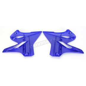 UFO Reflex Blue Radiator Covers - YA04844-089
