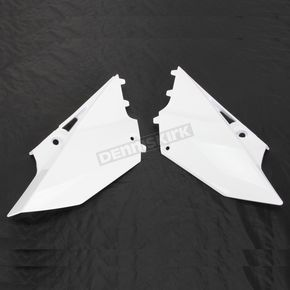 UFO White Side Panels - YA048429-04646