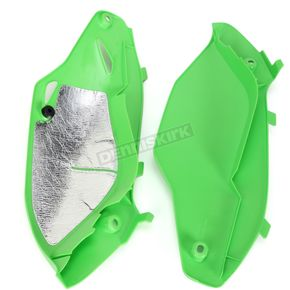 Acerbis Green Side Panels - 2250420006
