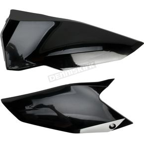 Acerbis Black Side Panels - 2393420001