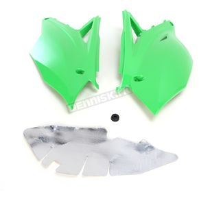 Acerbis Green Replacement Side Panels - 2449560006
