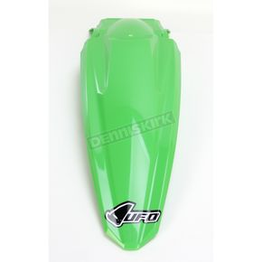 UFO KX Green Rear Fender - KA04734-026