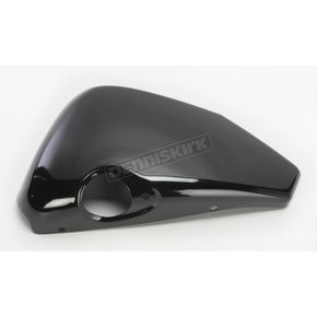 Drag Specialties Black Right Side Cover  - 0520-1840