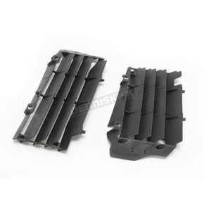 Polisport Black Radiator Louvers - 8461600001
