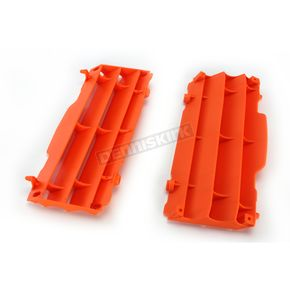 Polisport Orange Radiator Louvers - 8455300002