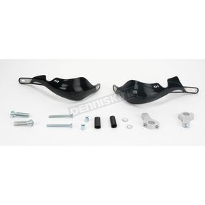 Emgo Pro-Guard Reinforced Black Handguards - 79-97954