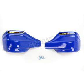 Maier Blue Extra Coverage Add-On Handguards for Deluxe Woods Pro Guards - 595166