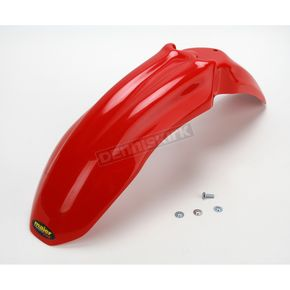 Maier Red Front Fender - 13505-12
