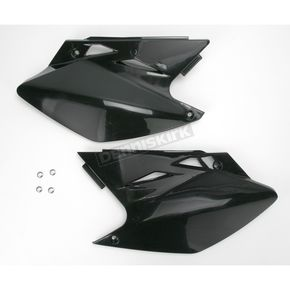 Acerbis Rear Side Panel Number Plate - 2043420001