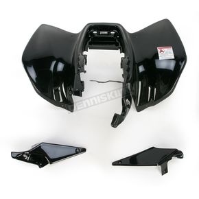 Maier Black ATV Rear Fender - 117520