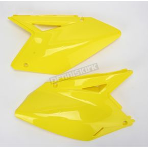 Acerbis 03 Yellow Side Panels - 2081930231