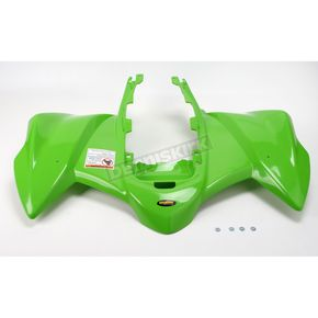 Maier ATV Custom Green Rear Fender - 147143