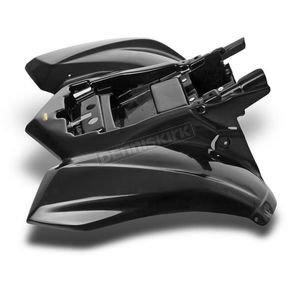 Maier ATV Custom Black Rear Fender - 177460