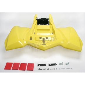 Maier ATV Custom Yellow Rear Fender - 1774615
