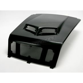Maier Black Scooped Hood - 194710