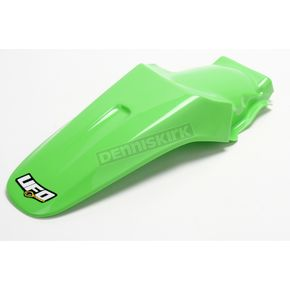 UFO KX Green Rear Fender - KA03715K-026