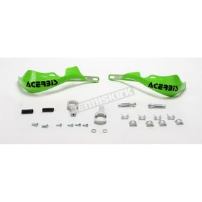 Acerbis Rally Pro Green Handguards - 2142000006