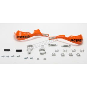 Acerbis Orange Rally Pro Handguards - 2142000237