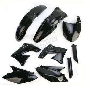 Acerbis Black Full Replacement Plastic Kit - 2198060001