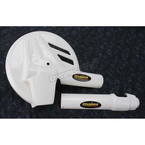 Maier White Fork/Disc Guards - 596751