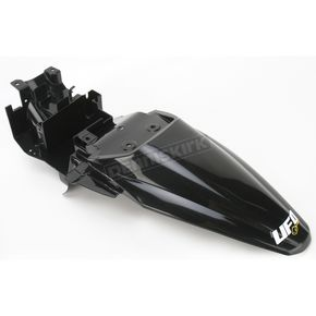UFO Black Rear Fender - KA04715-001
