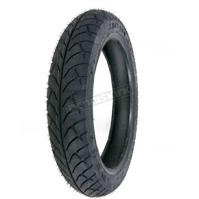 Kenda Front K671 Cruiser 100/90H-16 Blackwall Tire - 046711610C1