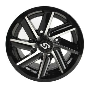 Front/Rear Chopper Machined Wheel - 570-1281