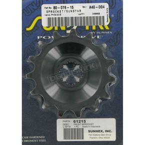 Sunstar 15 Tooth Sprocket - 61215