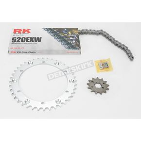 RK 520EXW Chain and Sprocket Kit - 4034-890S