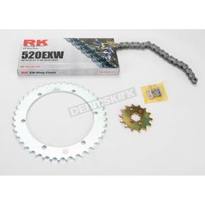 RK 520EXW Chain and Sprocket Kit - 4033-890S