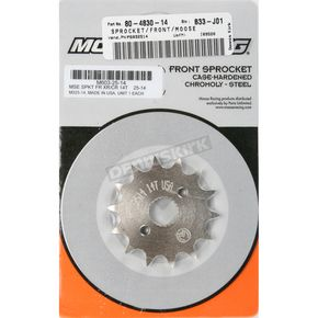 Moose 14 Tooth Sprocket - M603-25-14