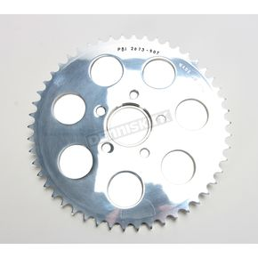 PBI Sprockets Aluminum Rear 50 Tooth Drive Sprocket - 2073-50