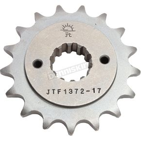 JT Sprockets 525 17 Tooth Sprocket - JTF1372.17