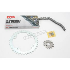 RK 520XSO Chain and Sprocket Kit  - 4033-050S