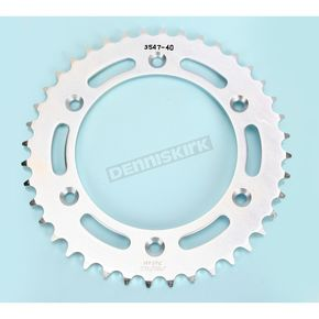 Sunstar 40 Tooth Rear Steel Sprocket - 2-354740