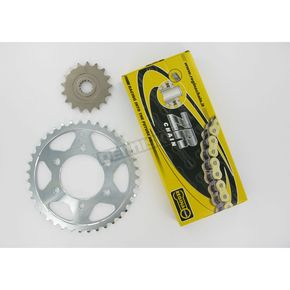 Regina 525ZRP OEM Chain and Sprocket Kit - 7ZRP110KKA01