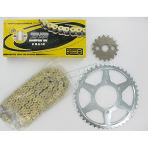Regina 530ZRP OEM Chain and Sprocket Kit - 6ZRP112KKA01